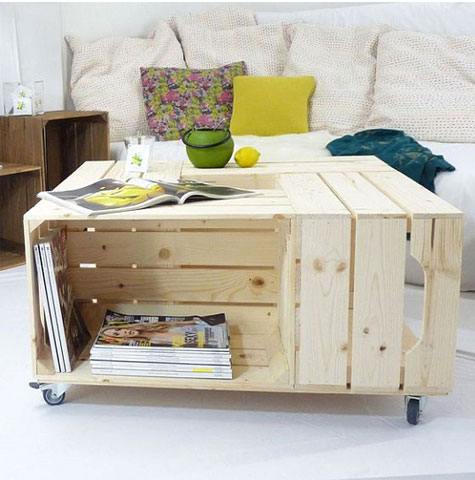 Stylish coffee tables