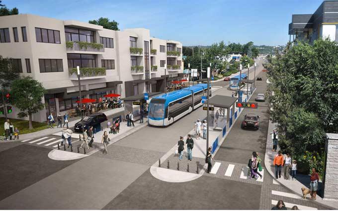 Public Transit and Property Values