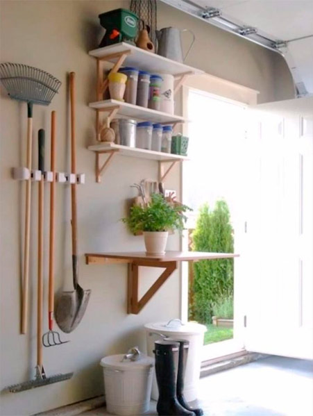 An extension of your garden