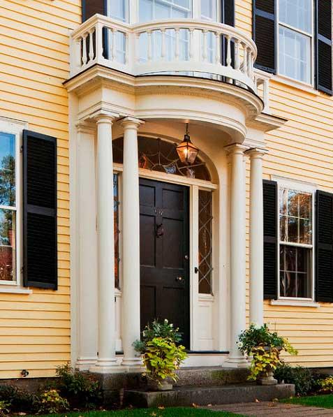 Doorway architecture accents