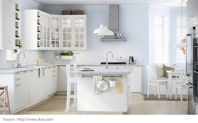 The Simple Elegance of a White Kitchen - 4