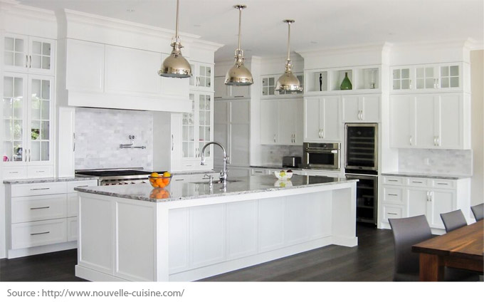 The Simple Elegance of a White Kitchen - 3