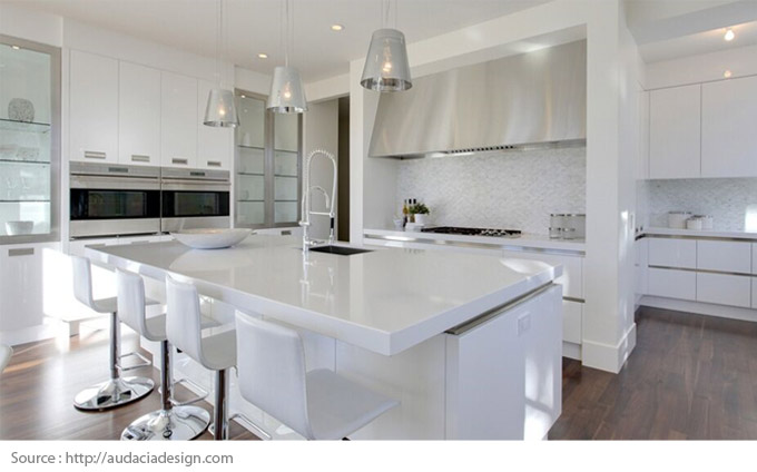 The Simple Elegance of a White Kitchen - 2
