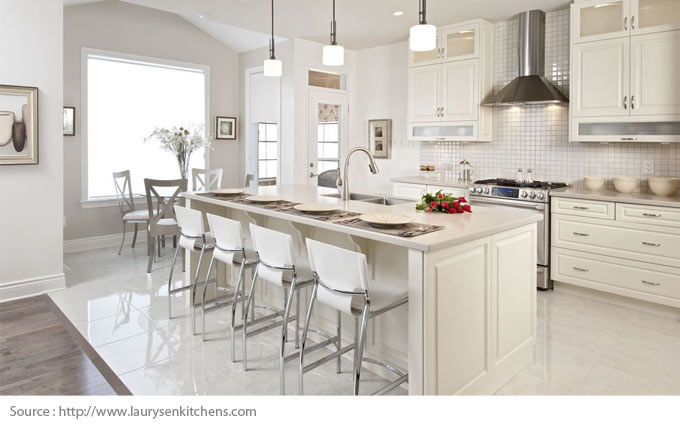 The Simple Elegance of a White Kitchen - 6