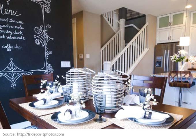 10 salles à manger chaleureuses - 3