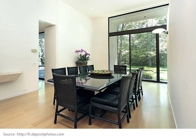 10 Cozy Dining Rooms - 5