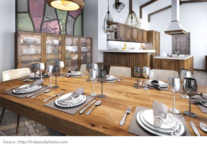 10 Cozy Dining Rooms - 10
