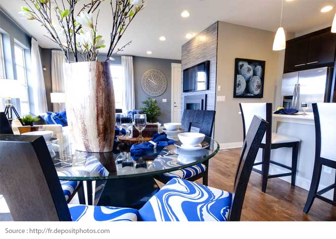10 Cozy Dining Rooms - 6