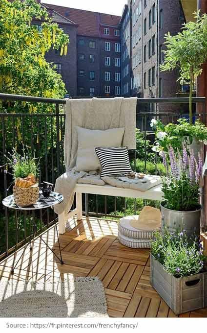 Urban Terrace - 1