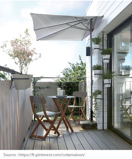 Urban Terrace - 2