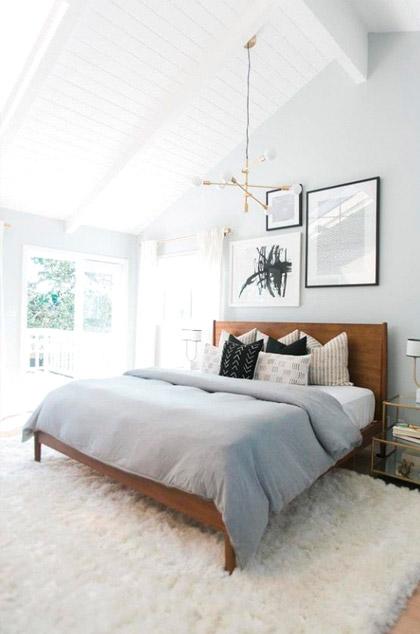 Utilisez des carpettes et des tapis