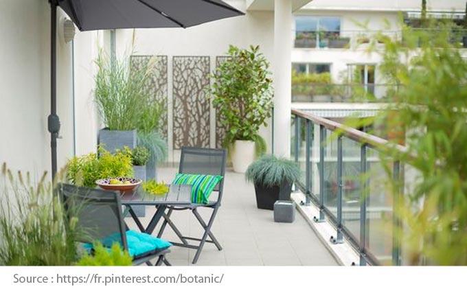 Mobilier de jardin : l'aluminium