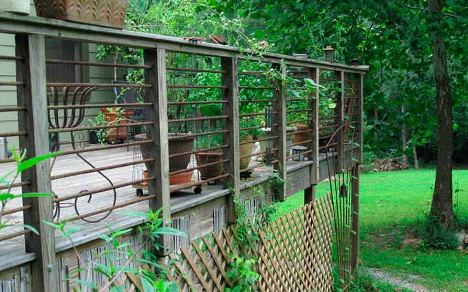 Environmentally conscious landscaping