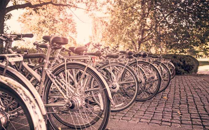 Proximité d'options de transport respectueuses de l'environnement