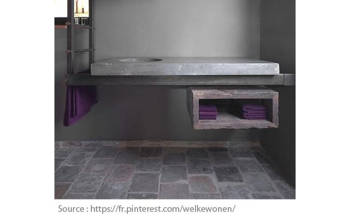 Bathroom Floor Options - Stone