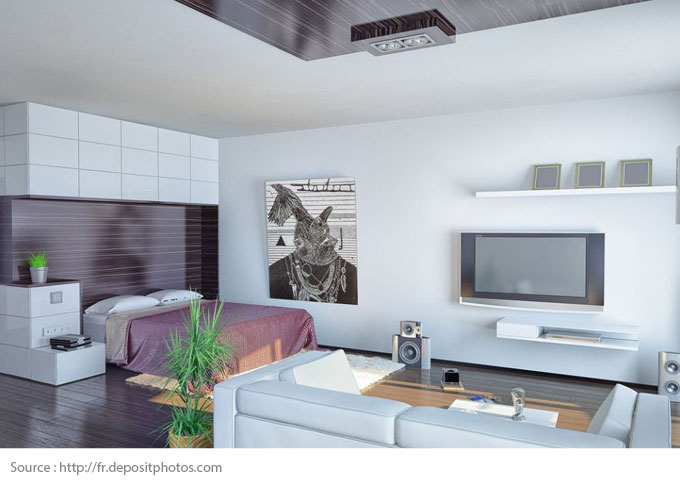 How to Optimize Your Studio Apartment  - 2