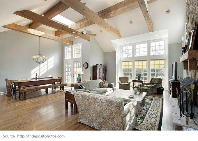8 Tips for Creating a Modern Country Style - 1