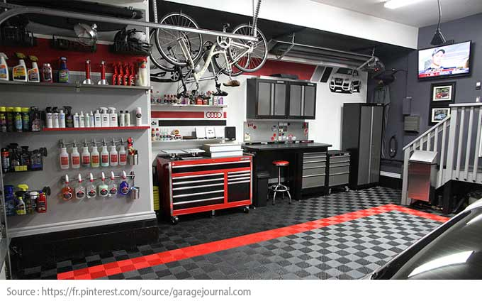 Smart Tips for a Great Garage! - Get organized
