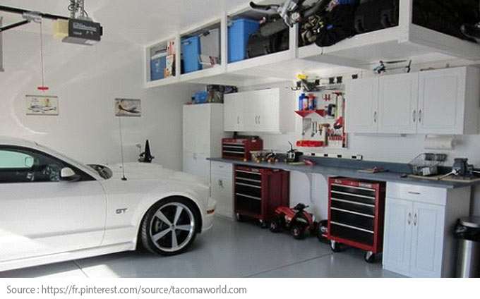 Smart Tips for a Great Garage! - Layout