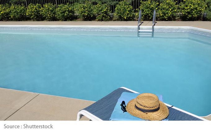Garder la tête froide à l'achat d'une piscine!