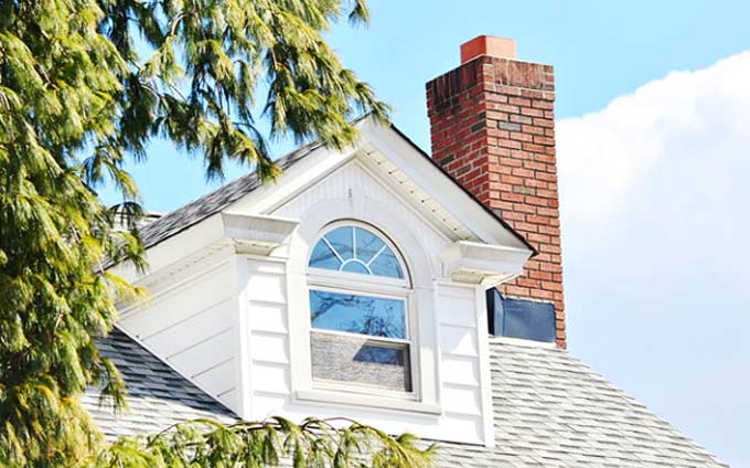 Clean the chimney: for your own safety