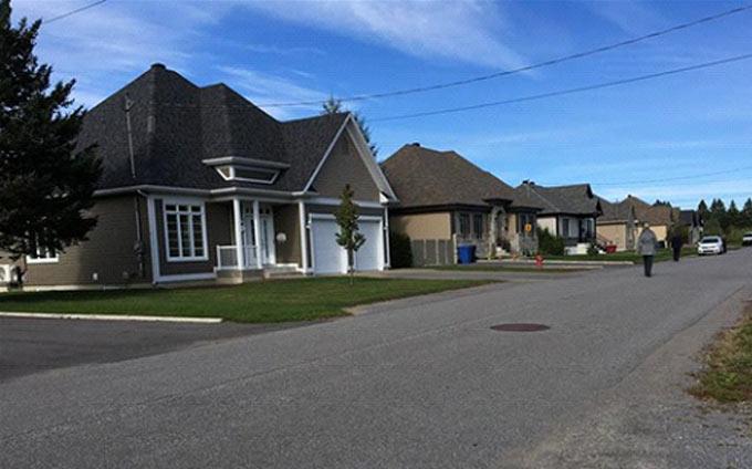 Hausse des ventes résidentielles en septembre