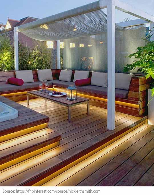 Comment bien aménager balcons et terrasses?