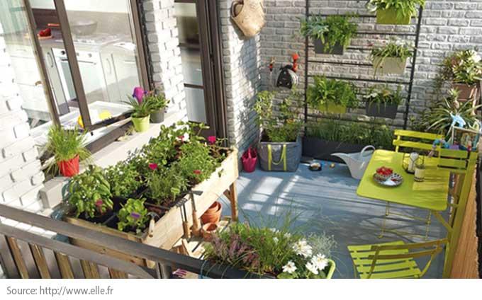 Comment bien aménager balcons et terrasses? - Pensez à l'eau et à l'électricité