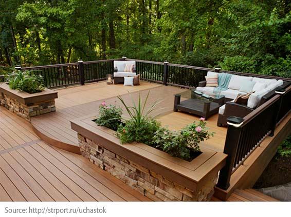 Comment bien aménager balcons et terrasses? - Déterminer le lieu