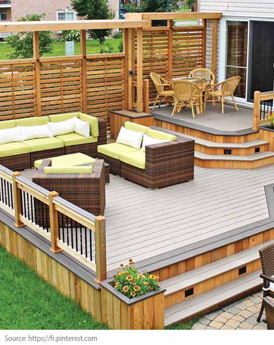 Setting up Your Balcony or Terrace - Choosing furniture