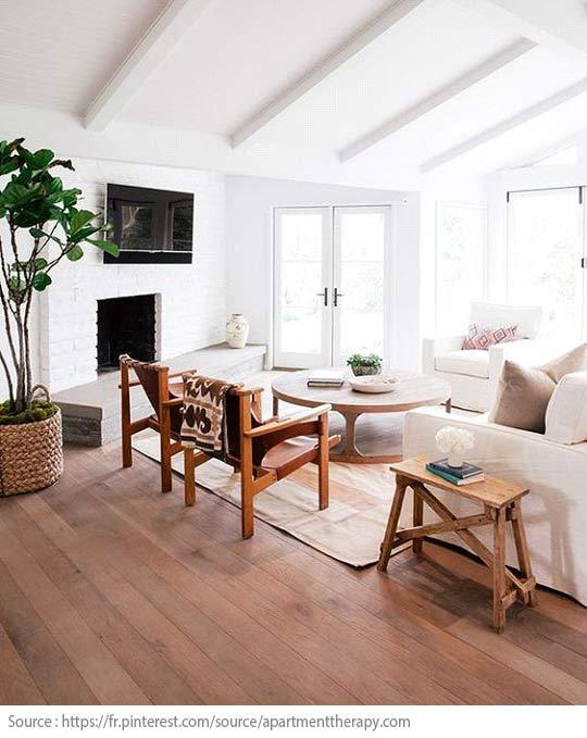 Tips for Choosing a 100% Green Floor - Hardwood