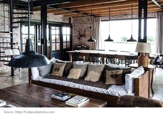 Loft Style: A Revolution in Decoration! - 2