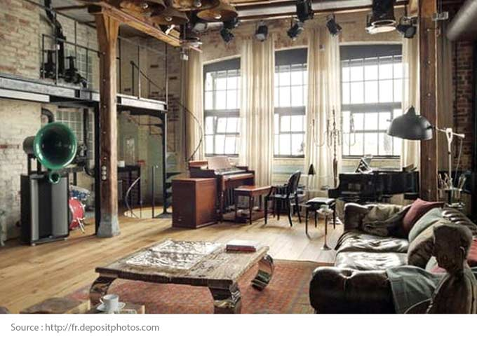 Loft Style: A Revolution in Decoration! - 6