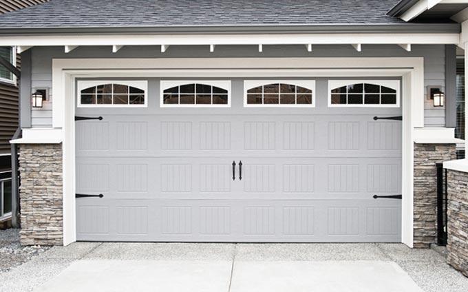 Garage Door: Open Sesame!