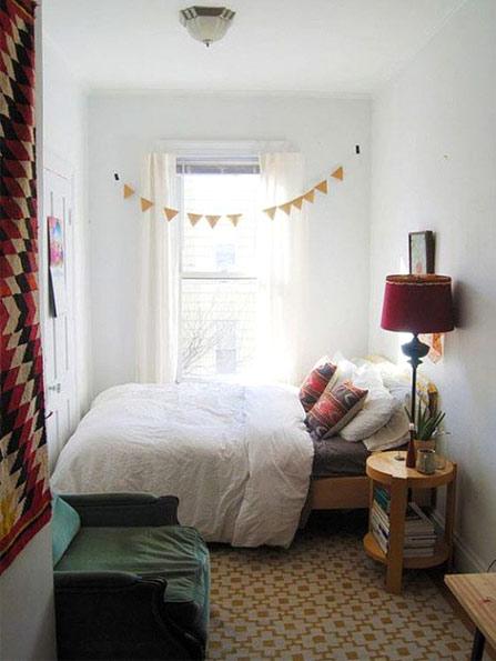 Comment bien aménager une petite chambre? - Adaptez le mobilier