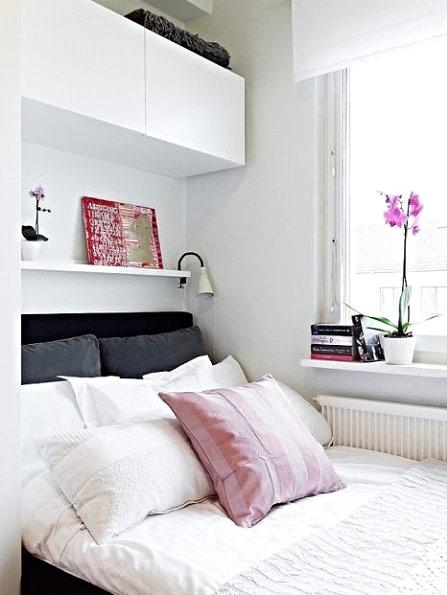 Comment bien aménager une petite chambre?