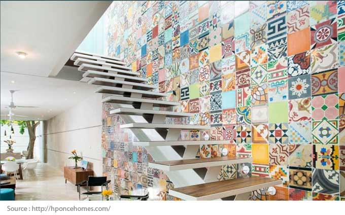 Les possibilités infinies de la céramique - Le patchwork