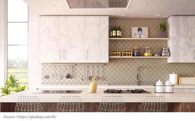 What Material for my Backsplash? - Synthetic resin