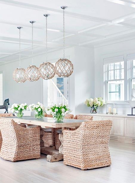 Brightness: the key to a successful coastal style