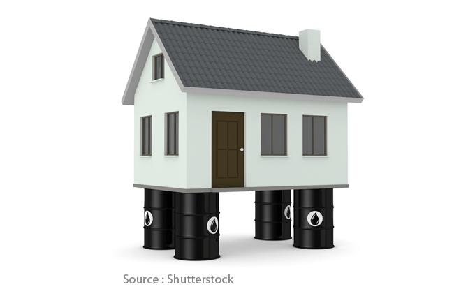 Subvention pour remplacer le chauffage à l'huile