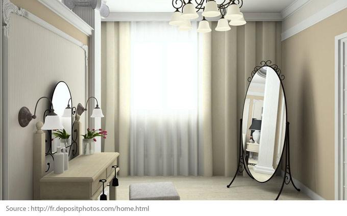 8 bonnes raisons d'installer des miroirs chez soi - 1