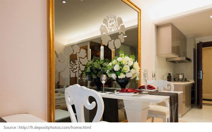 8 bonnes raisons d'installer des miroirs chez soi - 5