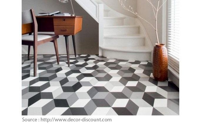 Revêtements de sol pour la maison : le PVC