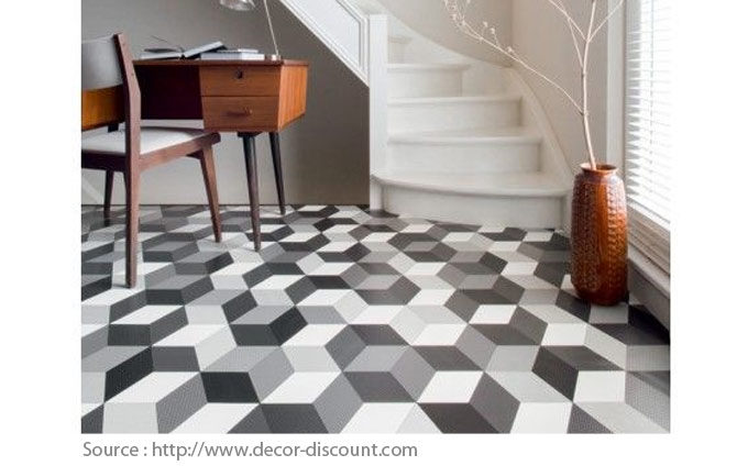 Types of Home Flooring: Vinyl