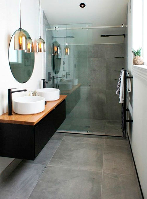 Polished concrete is waterproof