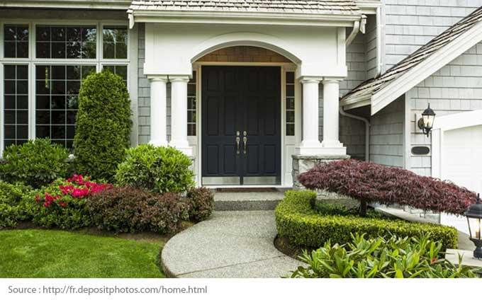 Choosing a Front Door - 1