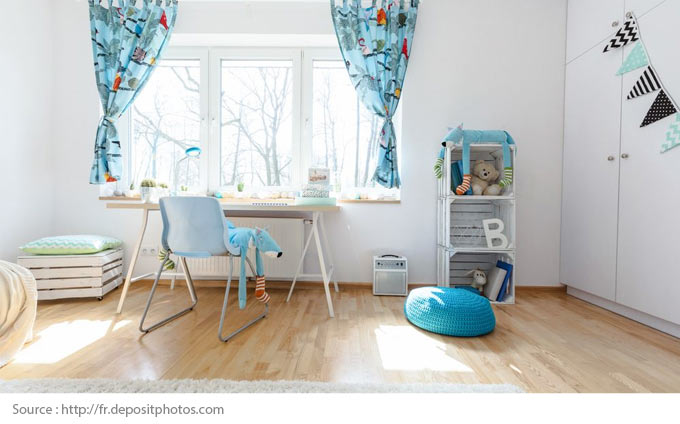 5 Tips for Decorating a Kid's Bedroom