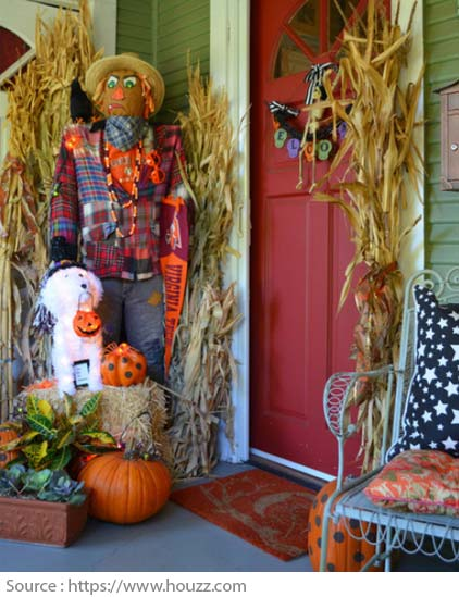 Halloween : décorer sans effrayer les acheteurs