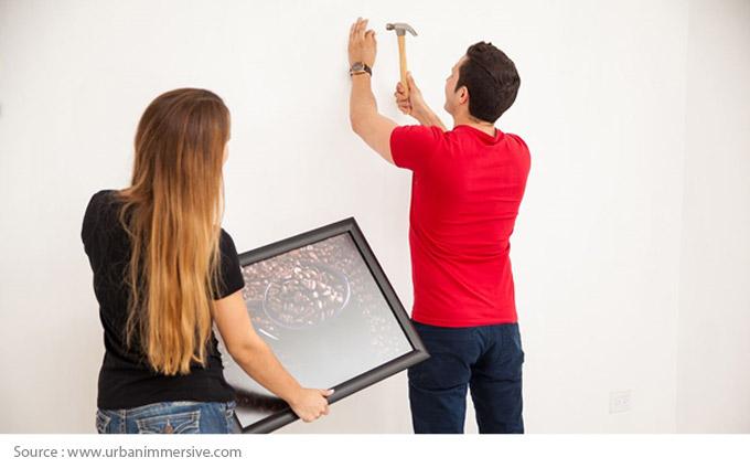 Tips for Hanging Artwork