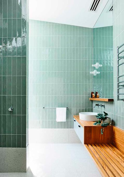 How resistant are tiles?